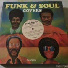 Catálogos de Música: LIBRO FUNK & SOUL COVERS - TASCHEN / JOAQUIM PAULO / AGOTADO Y MUY DIFÍCIL DE CONSEGUIR!!!!!. Lote 60779187