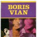 Catálogos de Música: JEAN CLOUZET - BORIS VIAN - ED. JUCAR, LOS JUGLARES #12 - MADRID 1975. Lote 61344887