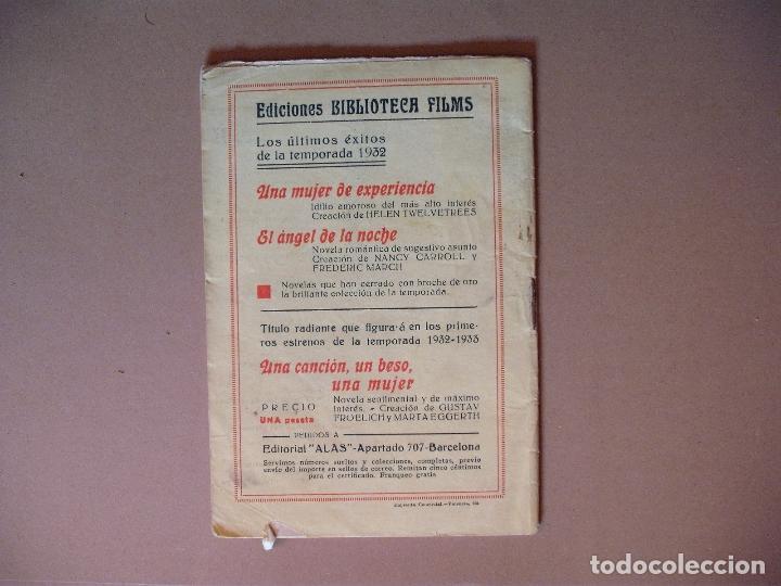 Catálogos de Música: CANCIONERO POPULAR, OLVIDO RODRIGUEZ Nº 27 EDITORIAL ALAS, 1932 - Foto 2 - 61372895
