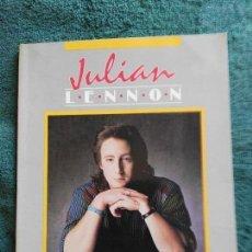 Catálogos de Música: LIBRO JULIAN LENNON BEATLES. Lote 61606720