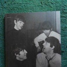 Catálogos de Música: LIBRO THE BEATLES NOW AND THEN 128 PÁGINAS TODAS CON FOTOGRAFÍAS DE HARRY BENSON . Lote 62116516