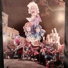 Catálogos de Música: ALBUM BAYARRI - FOTOS DE FALLAS AÑO 1996 - MUY BUEN ESTADO - FALLA CON LOS BEATLES EN PORTADA. Lote 63718779