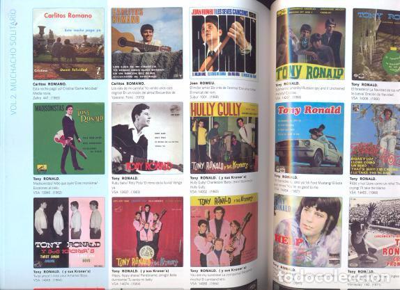 Catálogos de Música: CATALOGO DE EP S MUSICA POP Y ROCK EN ESPAÑOL 1955 - 1972 - VOLUMEN 2 CHICOS KURT SAVOY LUIS GARDEY - Foto 2 - 47580823