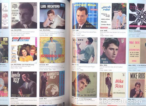 Catálogos de Música: CATALOGO DE EP S MUSICA POP Y ROCK EN ESPAÑOL 1955 - 1972 - VOLUMEN 2 CHICOS KURT SAVOY LUIS GARDEY - Foto 3 - 47580823