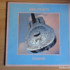 Catálogos de Música: PROGRAMA DIRE STRAITS TOUR BROTHERS IN ARMS 1985 MBE. Lote 65849226