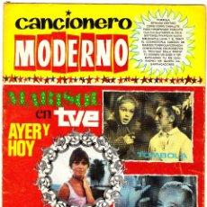 Catálogos de Música: CANCIONERO MODERNO.MARISOL.EDICIONES ESTE.1971.. Lote 66001606