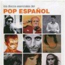 Catálogos de Música: JESÚS ORDOVÁS - LOS DISCOS ESENCIALES DEL POP ESPAÑOL - LUNWERG ED. 2010 (1ª ED.) - MINT-SEALED!. Lote 68143273