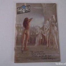 Catálogos de Música: BOLETIN INFORMATIVO DISCOPLAY BID Nº 54 OCTUBRE 1988. Lote 68314097