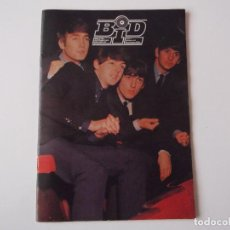 Catálogos de Música: BOLETIN INFORMATIVO DISCOPLAY BID Nº 66 NOVIEMBRE 1989. Lote 68323317