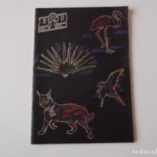Catálogos de Música: BOLETIN INFORMATIVO DISCOPLAY BID Nº 84 ABRIL 1991. Lote 68397953