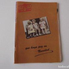 Catálogos de Música: BOLETIN INFORMATIVO DISCOPLAY BID Nº 92 DICIEMBRE 1991. Lote 68401925