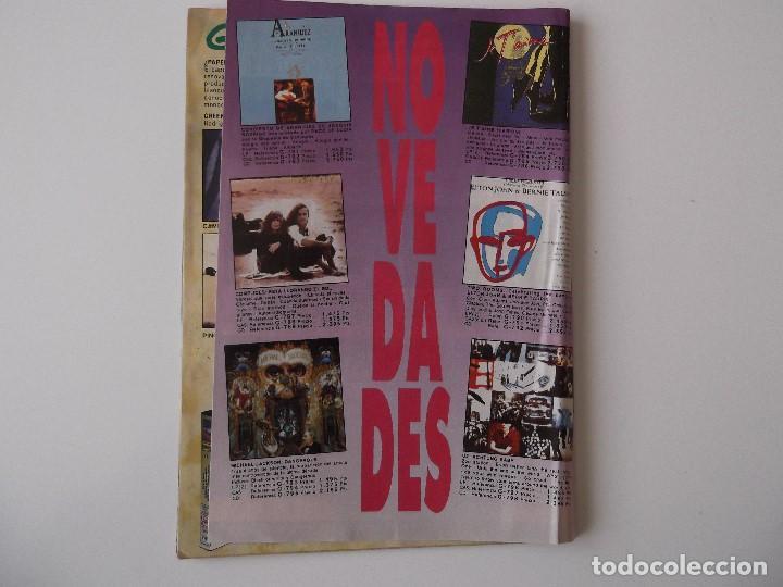 Catálogos de Música: BOLETIN INFORMATIVO DISCOPLAY BID Nº 92 Diciembre 1991 - Foto 2 - 68401925