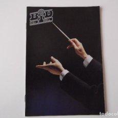 Catálogos de Música: BOLETIN INFORMATIVO DISCOPLAY BID Nº 97 ABRIL 1992. Lote 68403685