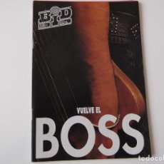 Catálogos de Música: BOLETIN INFORMATIVO DISCOPLAY BID Nº 98 ABRIL 1992. Lote 68404157