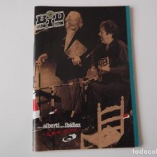 Catálogos de Música: BOLETIN INFORMATIVO DISCOPLAY BID Nº 100 JUNIO 1992. Lote 68405169
