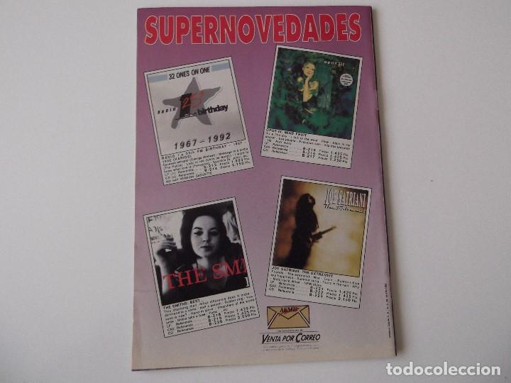 Catálogos de Música: BOLETIN INFORMATIVO DISCOPLAY BID Nº 104 Septiembre 1992 - Foto 2 - 68407217
