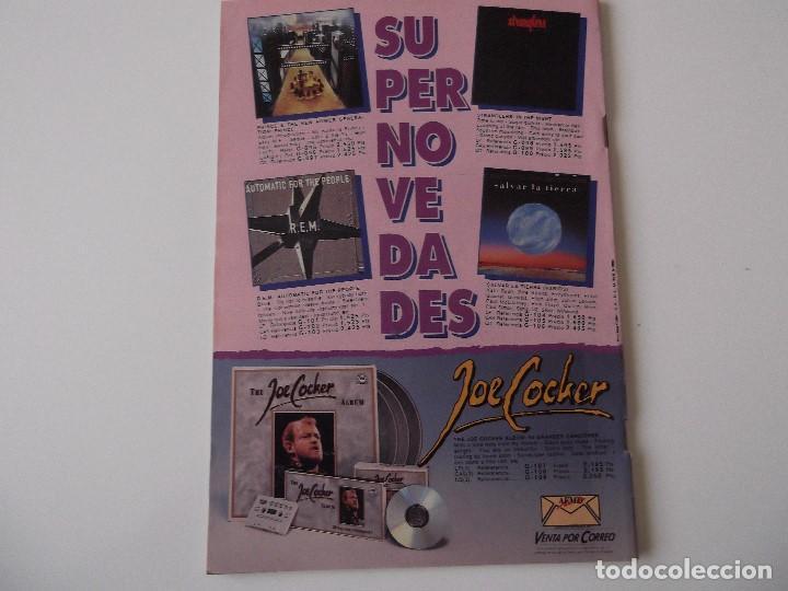 Catálogos de Música: BOLETIN INFORMATIVO DISCOPLAY BID Nº 104 Octubre 1992 - Foto 2 - 68407701