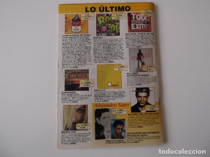 Catálogos de Música: BOLETIN INFORMATIVO DISCOPLAY BID Nº 214 Diciembre 2001 - Foto 2 - 68409133
