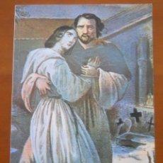Catálogos de Música: LA FAVORITA, DONIZETTI, TEATRO LA ZARZUELA. Lote 68558573