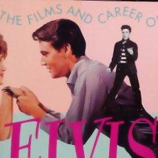 Catálogos de Música: ELVIS PRESLEY - THE FILMS AND CAREER OF / STEVEN AND BORIS ZMIJEWSKY. Lote 68814385