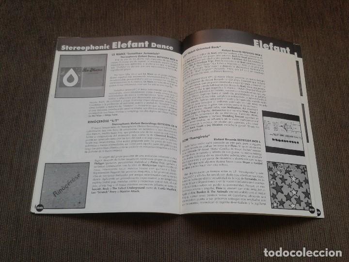 Catálogos de Música: SURCORAMA nº 5 -- Noviembre 96 -- Catálogo con los Sellos discográficos independientes del momento - - Foto 4 - 68826877