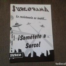 Musikkataloge - SURCORAMA nº 6 y 7 - Jun. y Jul. 96 - Catálogo con Sellos discográf. independientes del momento - 68827269