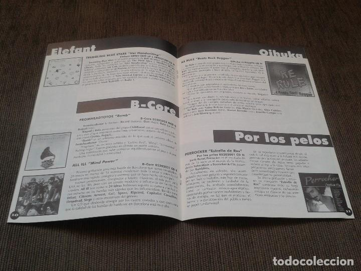 Catálogos de Música: SURCORAMA nº 8 -- Octubre 96 -- Catálogo con los Sellos discográficos independientes del momento - - Foto 3 - 68827365