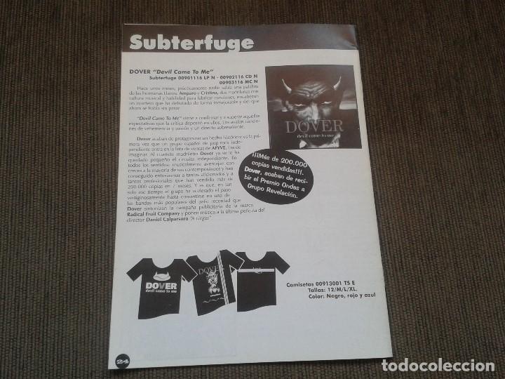Catálogos de Música: SURCORAMA nº 9 - Dic. 97 y En. 98 - Catálogo con Sellos discográficos independientes del momento - Foto 6 - 68827537