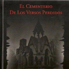 Catálogos de Música: MAGO DE OZ - TXUS DE FELLATIO - EL CEMENTERIO DE LOS VERSOS PERDIDOS - NUEVO. Lote 94681206