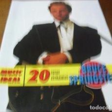 Catálogos de Música: REVISTA MUSIC IDEAL BRUCE SPRINGSTEEN ENTRA MIRALO. Lote 70113769