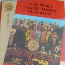 Catálogos de Música: THE BEATLES POSTER BOOK. Lote 70145301