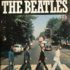 Catálogos de Música: THE BEATLES POSTER BOOK. Lote 70145365