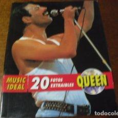 Catálogos de Música: REVISTA MUSIC IDEAL QUEEN ENTRA MIRALO. Lote 70171745