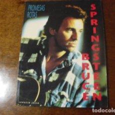 Catálogos de Música: LIBRO O REVISTA BRUCE SPRINGSTEN ENTRA MIRALO. Lote 70175517