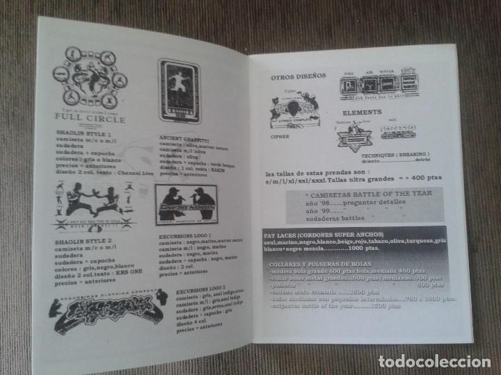 Catálogos de Música: Catálogo Hip Hop, Rap -- S.A.S. Hip hop Valencia -- Años 90 -- - Foto 3 - 71194261