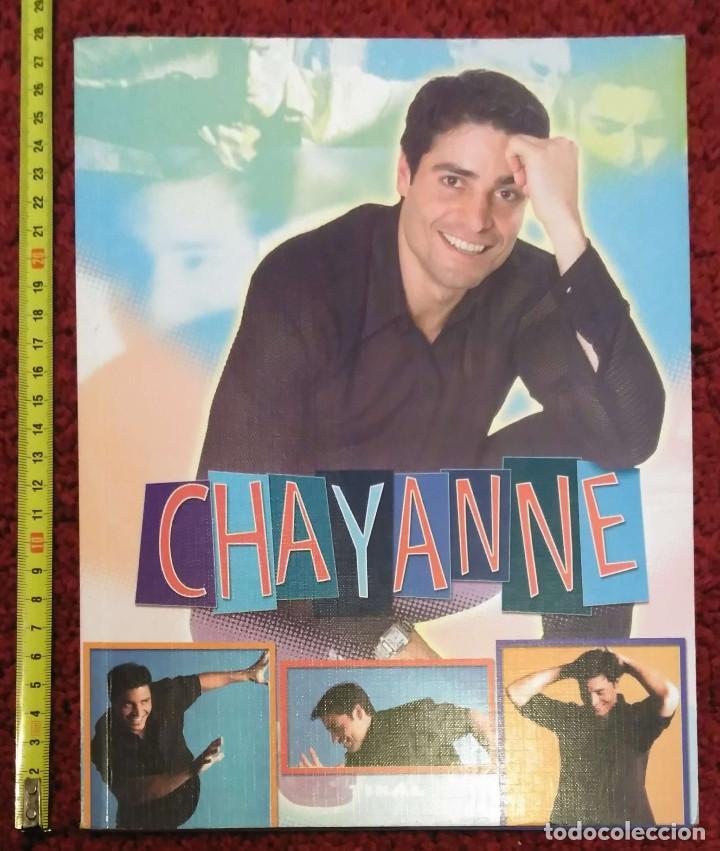 libro chayanne - tikal ediciones - 64 paginas a - Comprar Catálogos ...