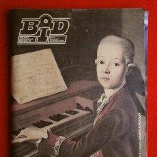 Catálogos de Música: BID Nº 67 - BOLETIN INFORMATIVO DISCOPLAY - DICIEMBRE 1989 (ESPECIAL NAVIDAD) -U2 -CATALOGO MUSICA. Lote 73471335