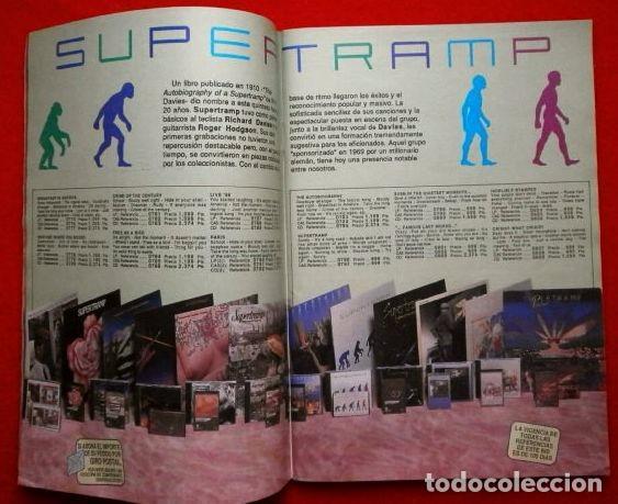 Catálogos de Música: BID nº 67 - Boletin Informativo DISCOPLAY - Diciembre 1989 (especial navidad) -U2 -CATALOGO MUSICA - Foto 5 - 73471335
