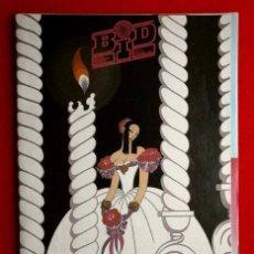 Catálogos de Música: BID Nº 107 - BOLETIN INFORMATIVO DISCOPLAY (ESPECIAL NAVIDAD) HEAVY METAL (DIC 1992) SEGA JUEGOS. Lote 73473039