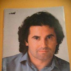 Catálogos de Música: VICTOR MANUEL MUSICA FACIL PARA ORGANOS Y TECLADOS ELECTRON. PIANO GUITARRA 1985 PARTITURAS C8. Lote 75486295