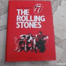 Catálogos de Música: ACCORDING TO THE ROLLING STONES. TEXTOS EN CASTELLANO. Lote 78634097