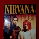 Catálogos de Música: COLECCIÓN IMÁGENES DEL ROCK NIRVANA 1993 MUY ESCASA. Lote 79056906