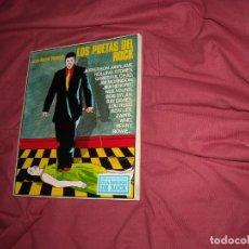 Catálogos de Música: VIBRACIONES LOS POETAS DEL ROCK DE J.M.VARENNE 124PAGS.B&N 1979. Lote 81205892