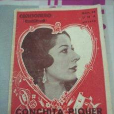 Catálogos de Música: CANCIONERO CONCHITA PIQUER. Lote 83963966