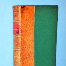 Catálogos de Música: CHOPIN. Lote 85218192