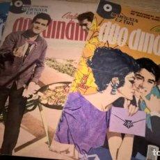 Catálogos de Música: DÚO DINÁMICO. 12 CANCIONEROS. Lote 85749600