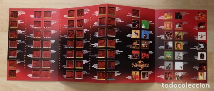 Catálogos de Música: CATALOGO EL FLAMENCO ES UNIVERSAL, UNIVERSAL MUSIC - Foto 3 - 88832224