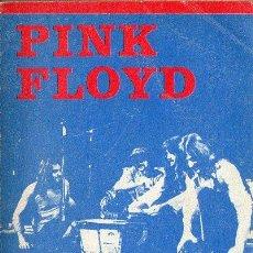 Catálogos de Música: LEDUC : PINK FLOYD ( EDICIONES JUCAR , 1974 ). Lote 91453625