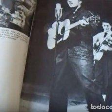 Catálogos de Música: ELVIS PRESLEY - CLUB ELVIS TOMO ENCUADERNADO LUJO CON VARIAS REVISTAS CADENA CIEN - COLECCIONISTAS. Lote 75406287