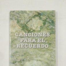 Catálogos de Música: CANCIONES PARA EL RECUERDO I. ECHEVARRÍA JAVIER (RECOPILACIÓN) 1994. TDK311. Lote 94156435